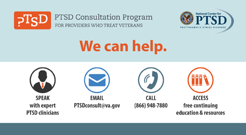 PTSD Consultation Program