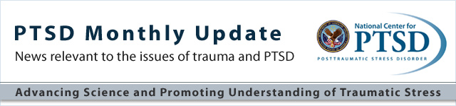 PTSD Monthly Update