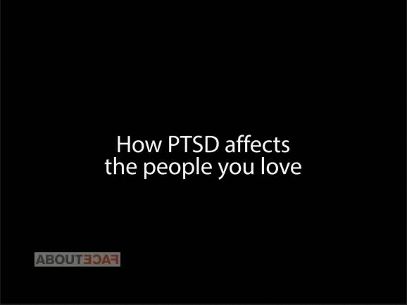 how ptsd affects families
