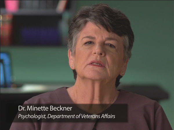 Photo of Dr Beckner