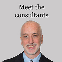 Meet the consultants