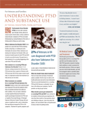 For Veterans and Families: Understanding PTSD and Substance Use Disorder